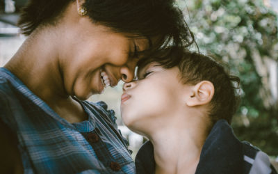 A Full & Thankful Heart: Gratitude on Mother's Day