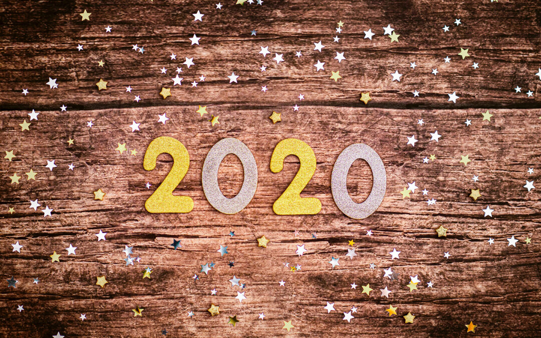Thought You'd Like To See This: The End of 2020 Is Near