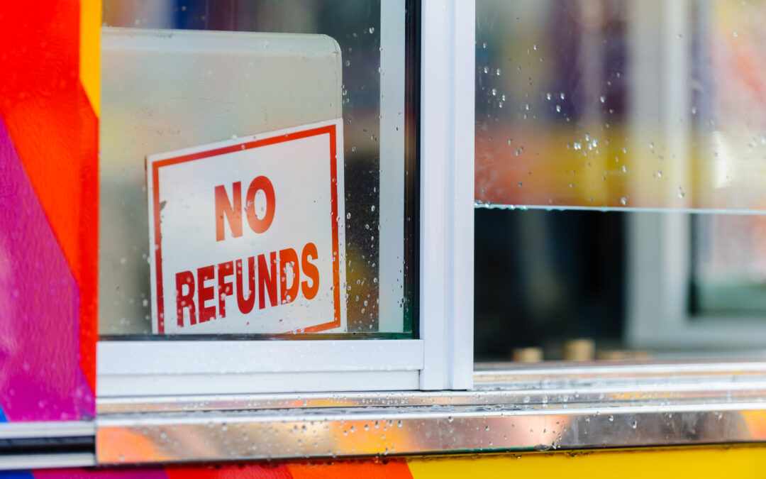 Case Dismissed – No COVID-19 Refunds from the MLB