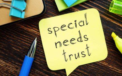 Special Needs Child or Grandchild