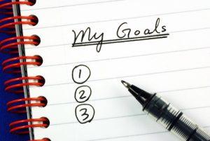 Goals. A New Beginning.