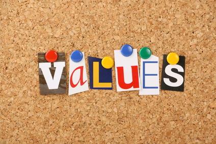 Ethics. Values. Courage.