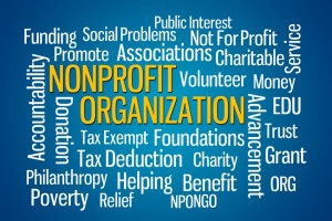 Nonprofits. Not-for-Profit.