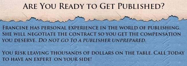 Publishing Agreements and Book Contract Negotiation Services