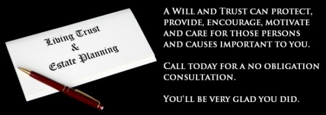 Will and Trust Law Services
