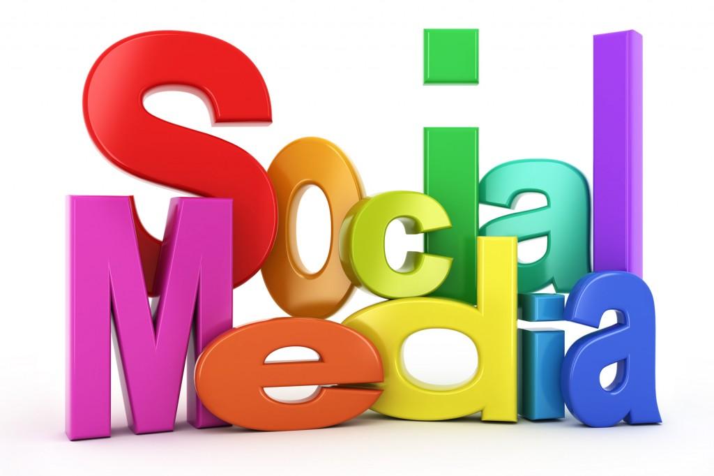 Social media. Social Networking.